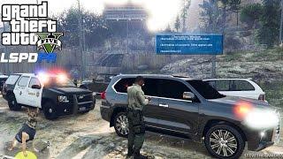 GTA 5 - LSPDFR - EPiSODE 85 - LET'S BE COPS - K9 PATROL (GTA 5 PC POLICE MODS) JERRY LEE