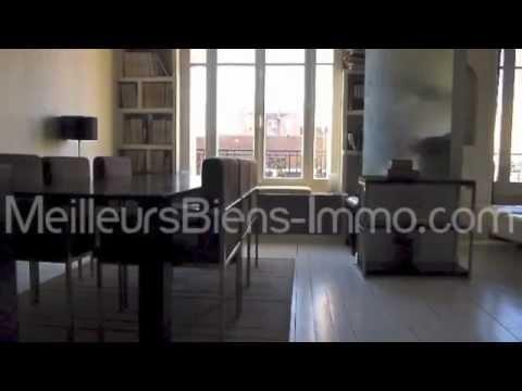 Agence immobiliere paris-vente appartement 3 pieces Asniéres (92600)- Bourguignons