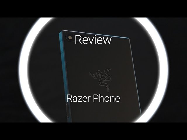Belsimpel-productvideo voor de Razer Phone Black