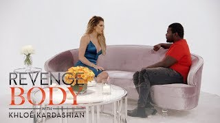 Ken Shares His Heartbreaking Story to Khloé Kardashian | Revenge Body with Khloé Kardashian | E!