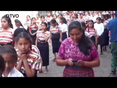 VIDEO HD Desfile 14 de Septiembre  2015 San Juan Ostuncalco