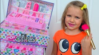Funny Videos with Toys and Makeup from Katy