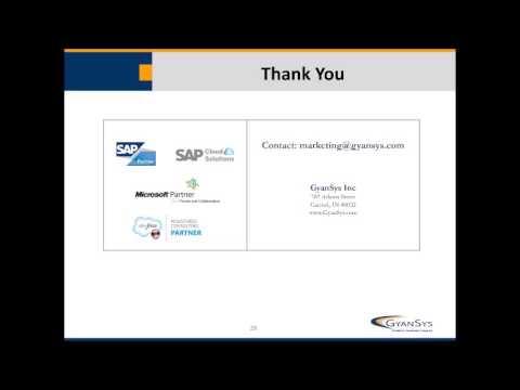 Jumpstart Fiori within your Existing SAP Platform - Part VI