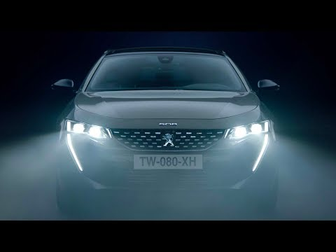 NEW PEUGEOT 508 SW – Behind the performance –The Snake
