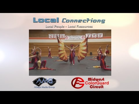 Local Connections by Alkaye Media - Midwest Color Guard Circuit