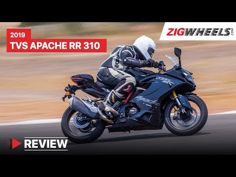 TVS Apache RR 310 2019 Review & Price in India, Slipper Clutch, Features and more
