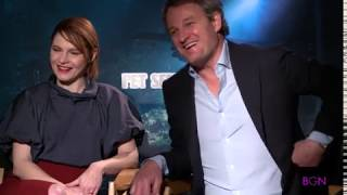 Jason Clarke and Amy Seimetz on Finding Chemistry in 'Pet Sematary'