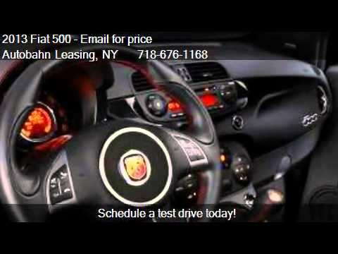 2013 Fiat 500 Abarth - for sale in Brooklyn, NY 11223