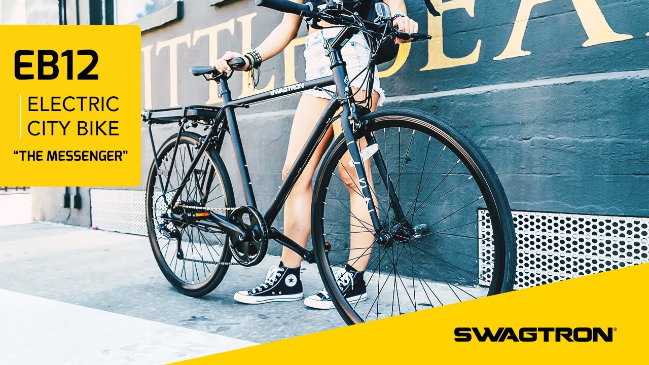 Video EB12 E-Bike [SWAGTRON]
