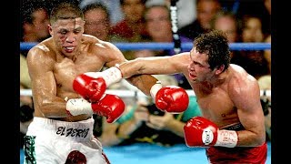 Oscar De La Hoya vs Fernando Vargas - Highlights (Epic Fight & KNOCKOUT!)