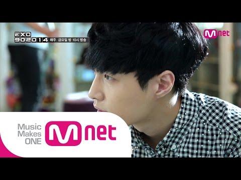 Mnet [EXO 902014] Ep.05: 레이 'Missing You' M/V 비하인드 공개!
