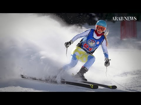International skiers take to the slopes in Pakistan