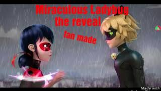Miraculous Ladybug: THE REVEAL (FAN MADE SHORT EPISODE/STORY)