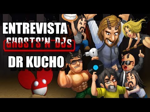 DR Kucho Games Ghost n DJs