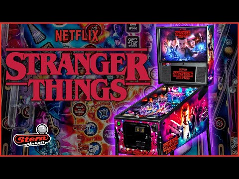 Il nuovo flipper Stranger Things - Pro Trailer