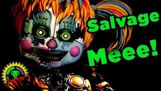 The INSANE ENDING of FNAF 6! | Five Nights at Freddy's: Pizzeria Simulator