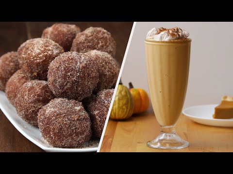 10 Ultimate Pumpkin Desserts ? Tasty Recipes