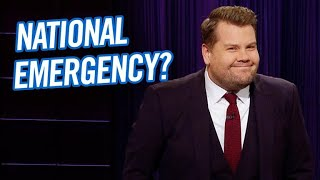 Apparently We're Almost In a National State of Emergency