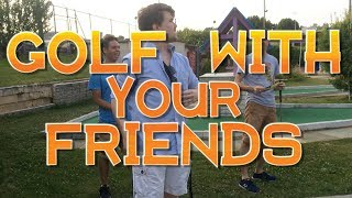 Family Game Night: Golf With Your Friends IRL #2 Holes 9-18