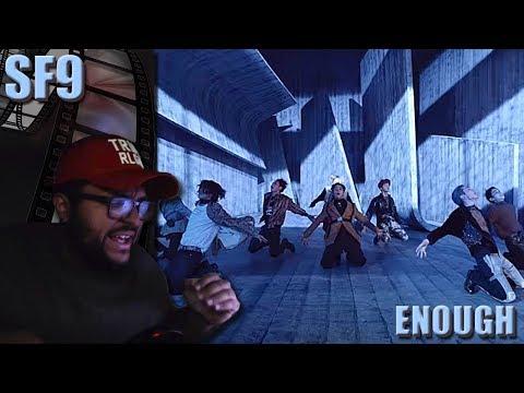 SF9 – Enough(예뻐지지 마) MV REACTION!!!   THAT GAVE ME CHILLS!!!