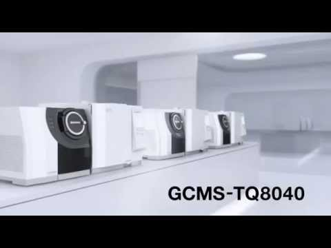 Shimadzu GCMS-TQ8040