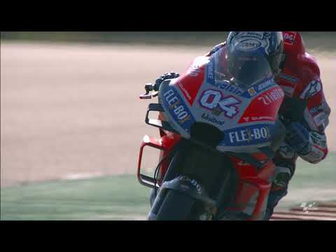 Ducati talk about the Gran Premio Movistar de Aragon