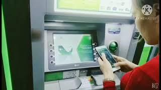 Hướng dẫn rút tiền bằng mã QR Vietcombank