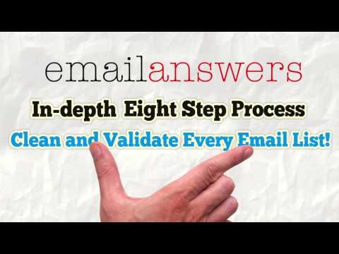Why Email List Cleaning and Validation is so Important