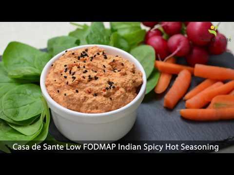 Low FODMAP Walnut & Red Pepper Dip (Muhammara)