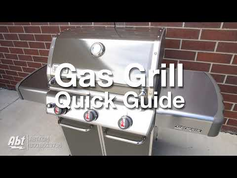 Quick Guide: Gas Grills