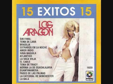 Amor Indio-Los Aragon.