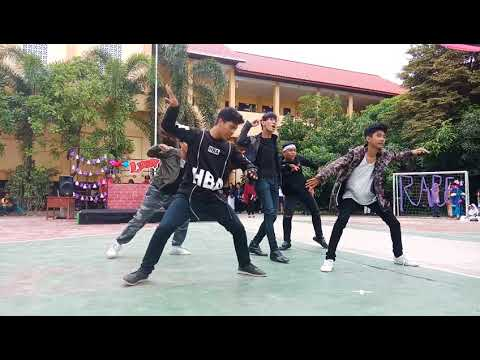 BTS-MIC DROP__ Cover by BaseSquad at Pre event SMADA BPP