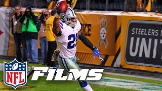 Top 5 Games of the 2016 NFL Season | NFL Films Presents