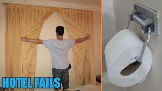 Hotel Fails That'll Make You Want To Stay At Home