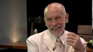 John Malkovich talks about the recent Hollywood abuse scandal