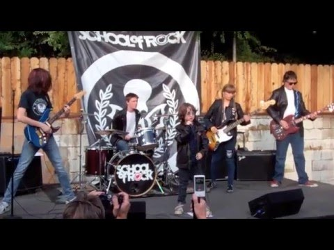 Baixar School of Rock - Ramones -Listen to my heart 5-14-11