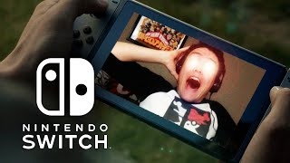 NINTENDO SWITCH - MY LIVE REACTION & ANALYSIS! REAL 3D MARIO, ZELDA, SPLATOON, MARIO KART & SKYRIM!