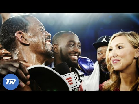 Go Behind the Scenes with Jamel Herring as he upset Masayuki Ito to win Jr. Lightweight Championship 2