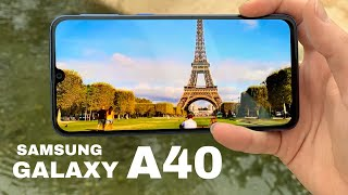 Video Samsung Galaxy A40 4bY8RfD7vIY