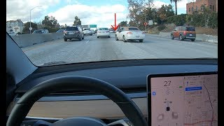 How Tesla Autopilot Detects Cars About to Cut You Off