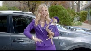Kaley Cuoco Toyota Super Bowl Full Commercial!