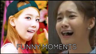 SNSD Funny Moments Compilation Part.1