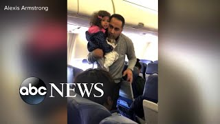 Unfriendly skies: Dad, toddler kicked off of flight, and other recent airline issues