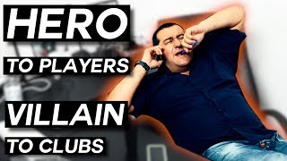 Mino Raiola: Why Players Love Him & Clubs Can't Stand Football's Controversial Super Agent