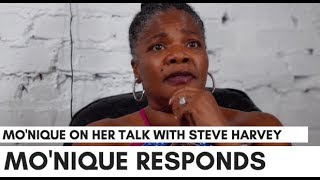 Mo'Nique On Steve Harvey Losing His Show: