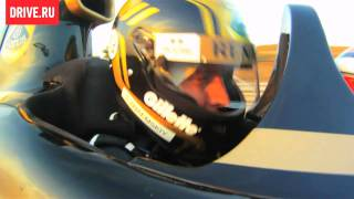 Passenger lap in Formula 1 two seater (Arrows) driven by Ho Pin Tung @ Hungaroring