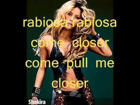 Rabiosa-Shakira-lyrics