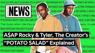 A$AP Rocky & Tyler, The Creator's