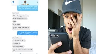 LYRIC PRANK ON GIRLFRIEND TURNS INTO BREAK UP PRANK