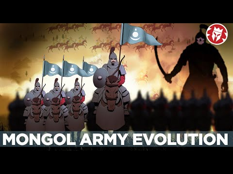 Mongol Army: How it All Started